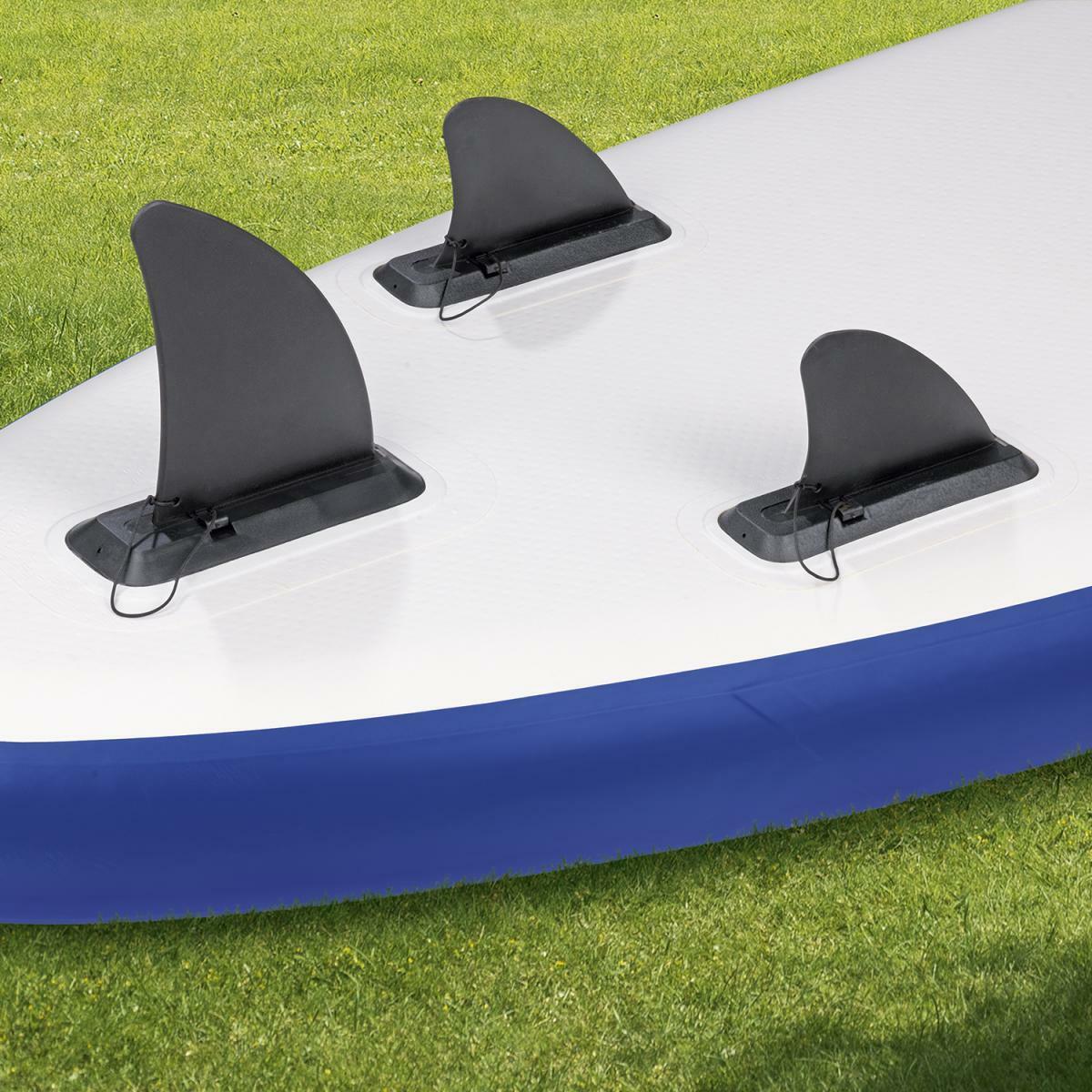 Bild 4 von EASYmaxx Stand-Up Paddle-Board 320cm weiß/blau