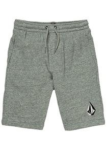 Volcom Deadly Stns Flc Sht Chino Shorts - Grau