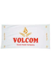 Volcom Towel Garage Beers Strandtuch - Weiß