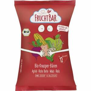 FruchtBar Bio-Knusper-Bären 2.83 EUR/100 g