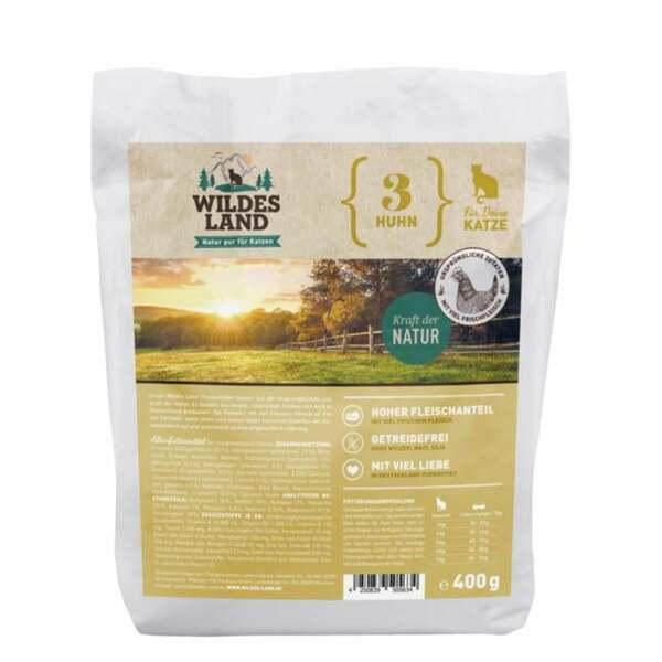 Wildes Land Nr. 3 Trockenfutter Huhn 9.98 EUR/1 kg