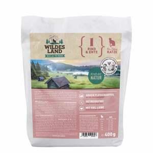 Wildes Land Nr. 1 Trockenfutter Rind und Ente 9.98 EUR/1 kg