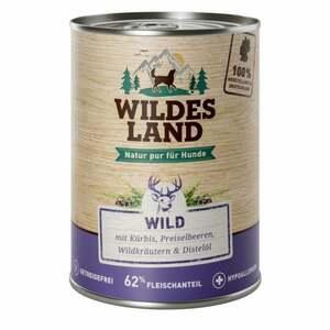 Wildes Land Nr. 7 Wild mit Kürbis, Preiselbeeren, Wildkr 8.48 EUR/1 kg