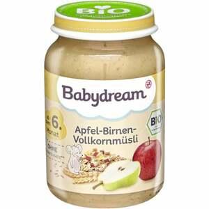 Babydream Bio Apfel-Birnen-Vollkornmüsli 0.29 EUR/100 g (6 x 190.00g)