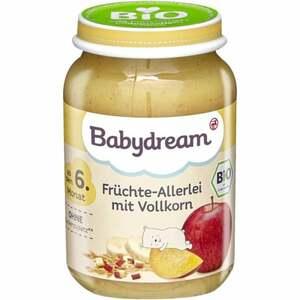 Babydream Bio Früchte-Allerlei mit Vollkorn 0.29 EUR/100 g (6 x 190.00g)