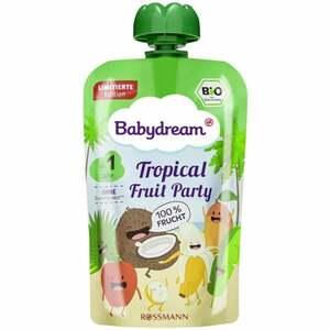 Babydream Bio Fruchtpüree Tropical Fruit Party (10 x 100.00g)