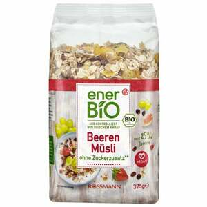 enerBiO Beeren Müsli 4.77 EUR/1 kg