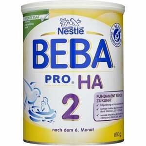 BEBA PRO HA 2 nach dem 6. Monat 24.31 EUR/1 kg