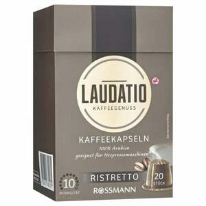 Laudatio Kaffeekapseln Ristretto 3.29 EUR/100 g