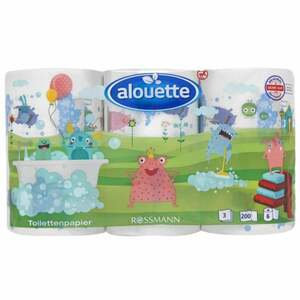 alouette Toilettenpapier ´´Monster-Edition´´