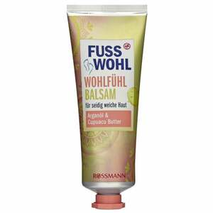 Fusswohl Wohlfühl Balsam 3.05 EUR/100 ml