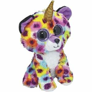 IDEENWELT ty Beanie Boo´s Plüschtier Giselle Leopard
