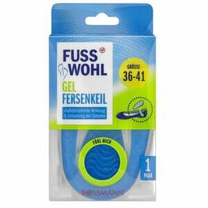 Fusswohl Gel Fersenkeil 36-41