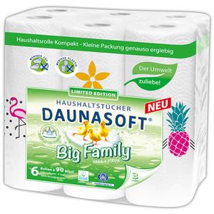 Daunasoft Küchentücher Big Family