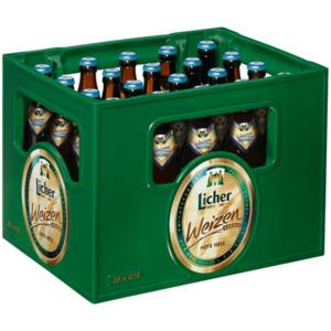 Licher Weizen alkoholfrei 20x0,5l