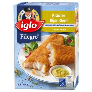 Iglo Filegro Kräuter Dijon-Senf 250g