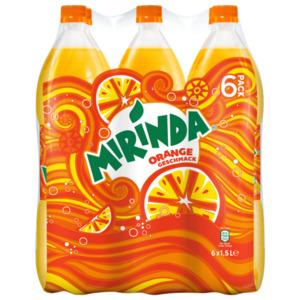 Mirinda Orange 6x1,5l