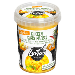 Lenas Küche Chicken Curry Madras 500g