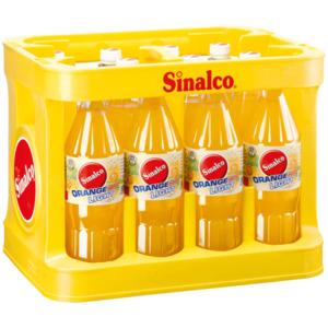 Sinalco Orange light 12x1l