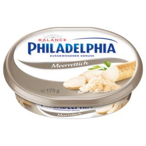 Philadelphia Balance Meerrettich 175g