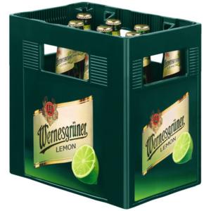 Wernesgrüner Radler Lemon 11x0,5l
