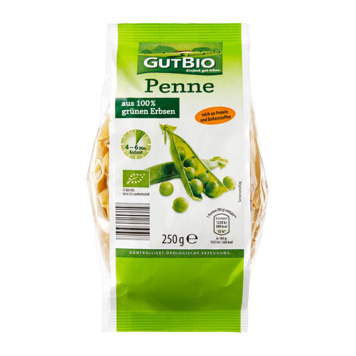 Bild 2 von GUT BIO     Bio-Gemüsepasta