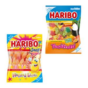 Haribo Happy Limo / Tropifrutti sauer