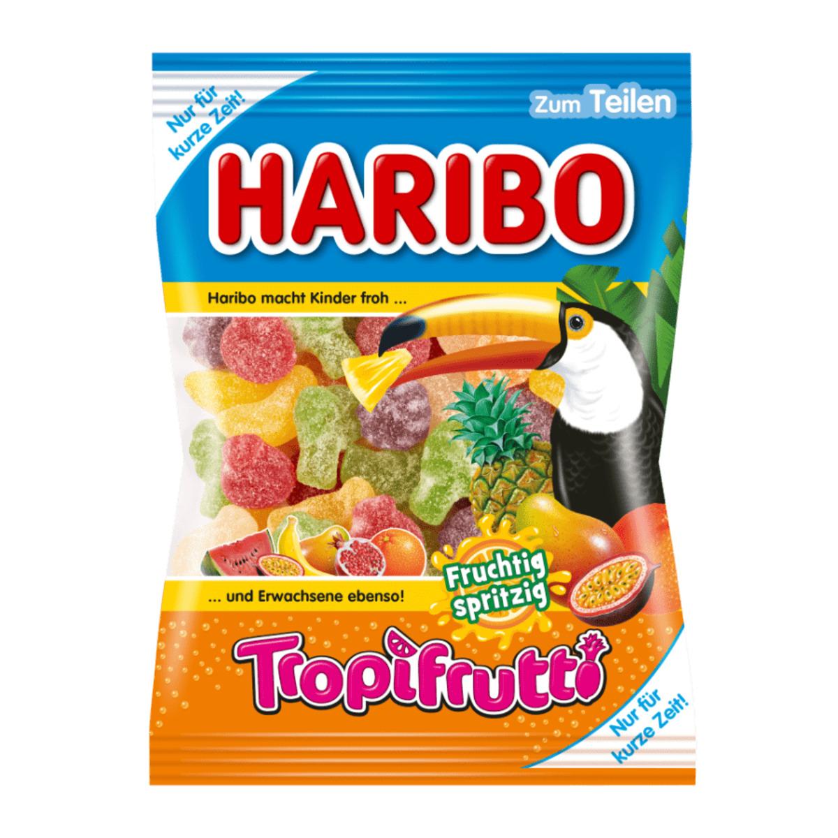 Bild 3 von Haribo Happy Limo / Tropifrutti sauer