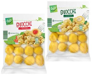 bio Gefüllte Gnocchi
