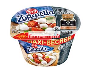 Zott Zottarella Minis, Classic