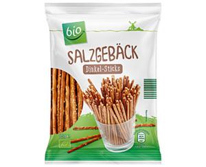 bio Salzgebäck