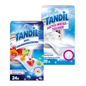 TANDIL     Wäschetücher