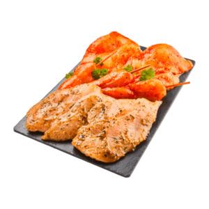 BBQ     Hähnchen Grill-Sortiment