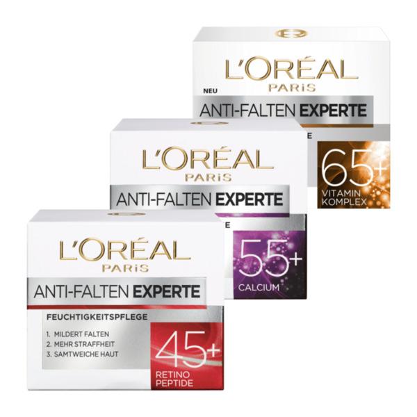 L'Oréal Anti-Falten Experte Feuchtigkeitspflege
