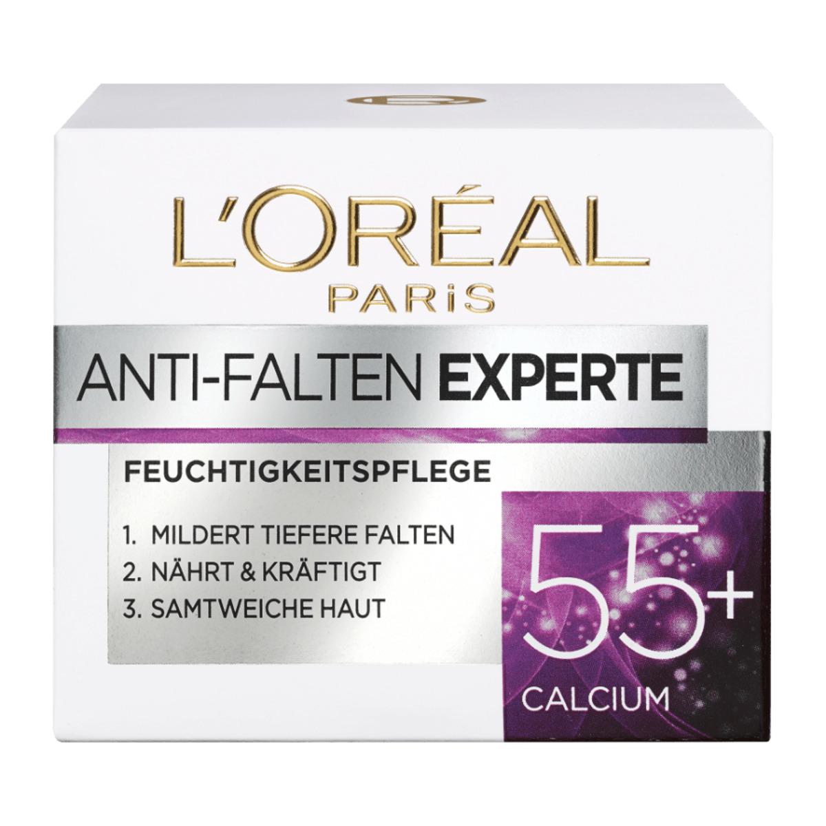 Bild 4 von L'Oréal Anti-Falten Experte Feuchtigkeitspflege