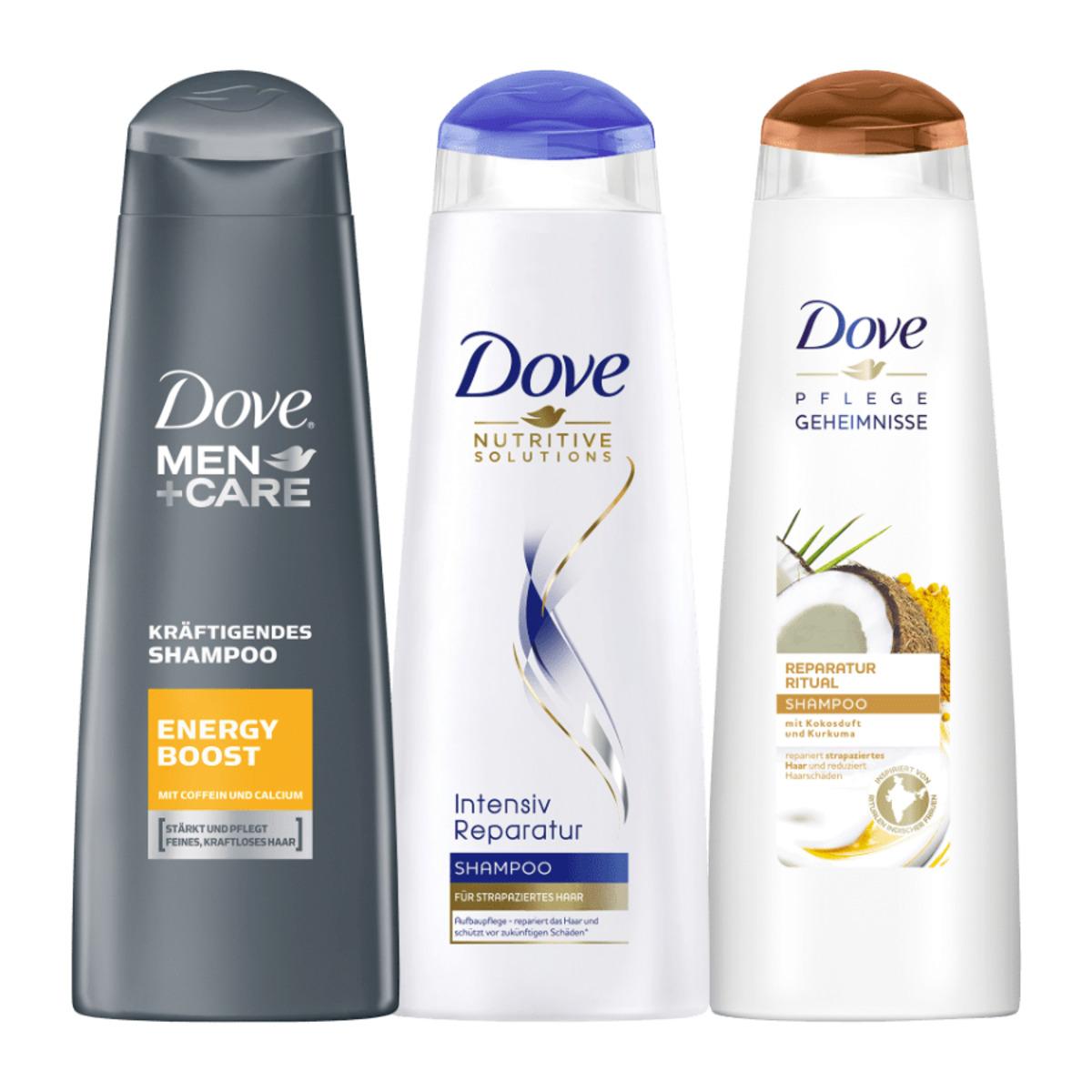 Bild 1 von Dove Shampoo