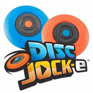 Tucker Frisbee Disc Jock-e mit Bluetooth Lautsprecher