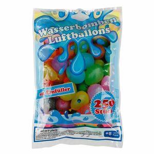 Wasserbomben-Luftballons 250 Stück