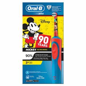 Oral-B Mickey Mouse Power elektrische Zahnbürste, 1 Stück