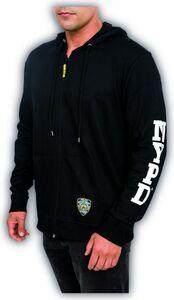 NYPD Herren Kapuzenjacke - schwarz, Gr. XL