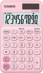 Casio Taschenrechner - pink