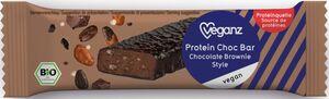Bio Veganz Protein Choc Bar Brownie 50 g