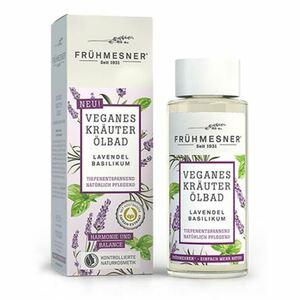 Frühmesner Veganes Kräuter-Ölbad Lavendel/Basilikum 100ml