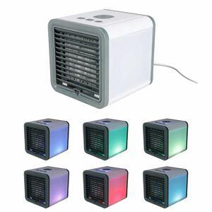 Mini Air Cooler mit Farbwechsler 16x16x16cm