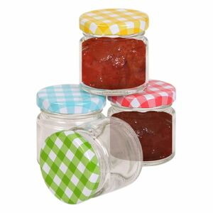 Mini-Marmeladengläser 60ml 4er-Set