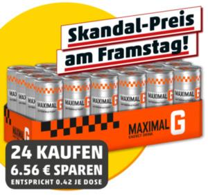 MAXIMAL G Original Energy-Drink
