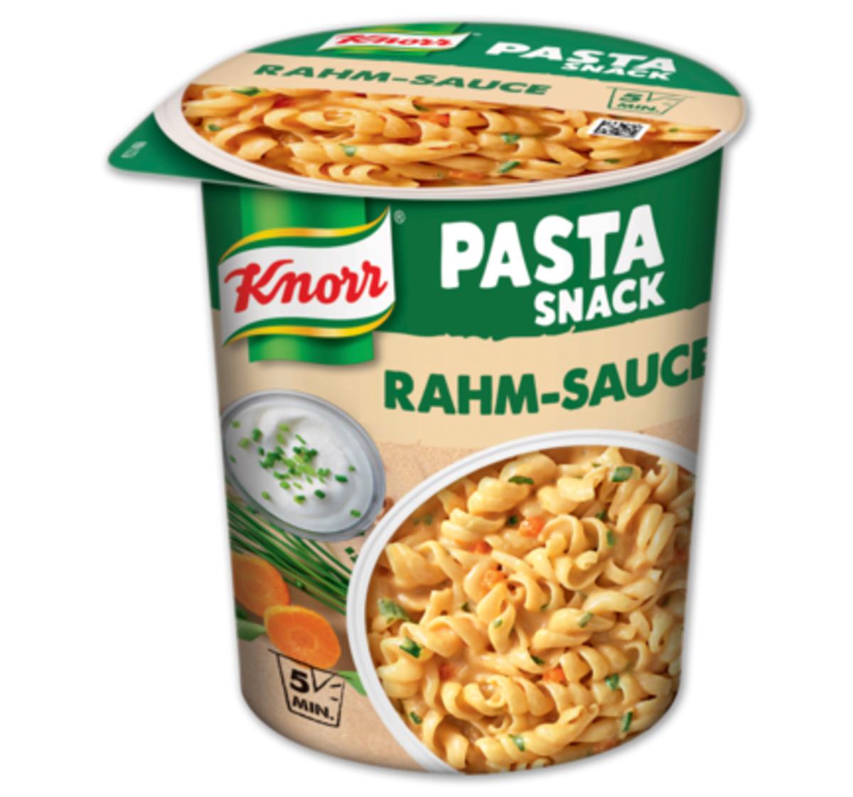 Bild 2 von KNORR Pasta-Snack