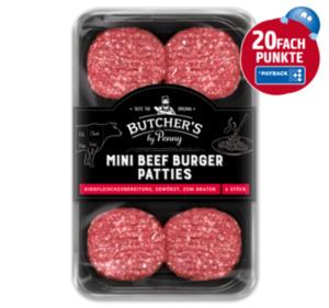 BUTCHER'S Mini Burger Patties