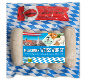 GREISINGER Münchner Weißwurst