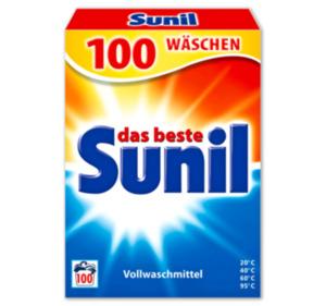 SUNIL Waschmittelpulver